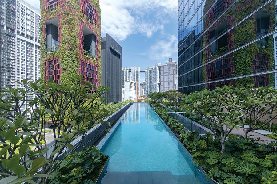 Sofitel Hotel Restaurant & Club---Singapore