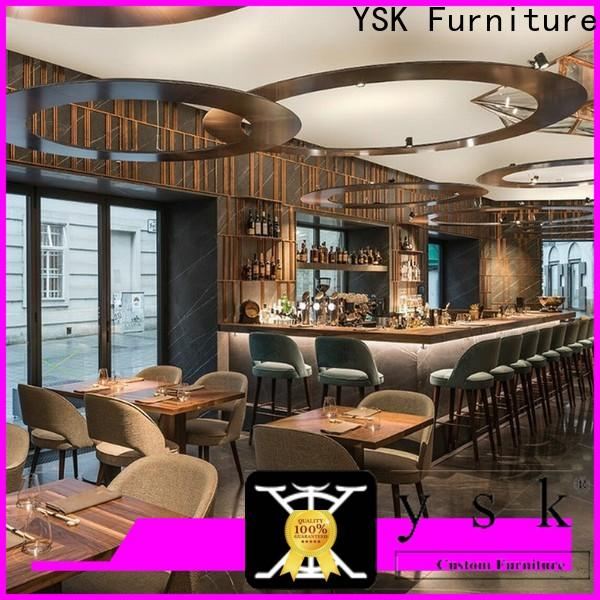 YSK Furniture Chinese restaurant luxury restaurant furniture luxury ship furniture
