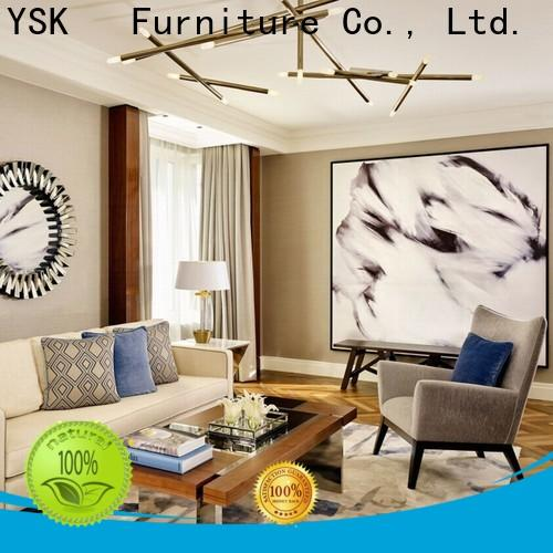 YSK Furniture high-quality clubhouse furniture custom made for bedroom