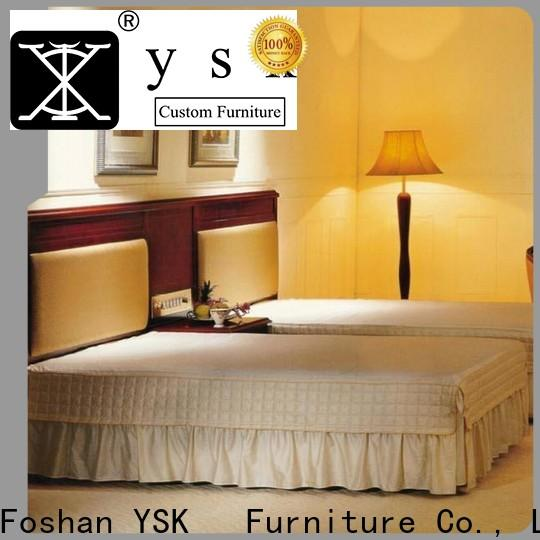 YSK Furniture wholesale surplus hotel furniture made project