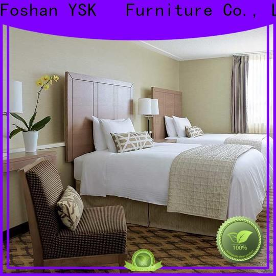 YSK Furniture factory price apartment furniture ask now contract apartment
