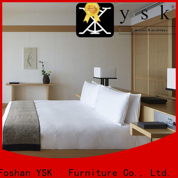 YSK Furniture custom made modern apartment furniture inquire now bedroom decoration