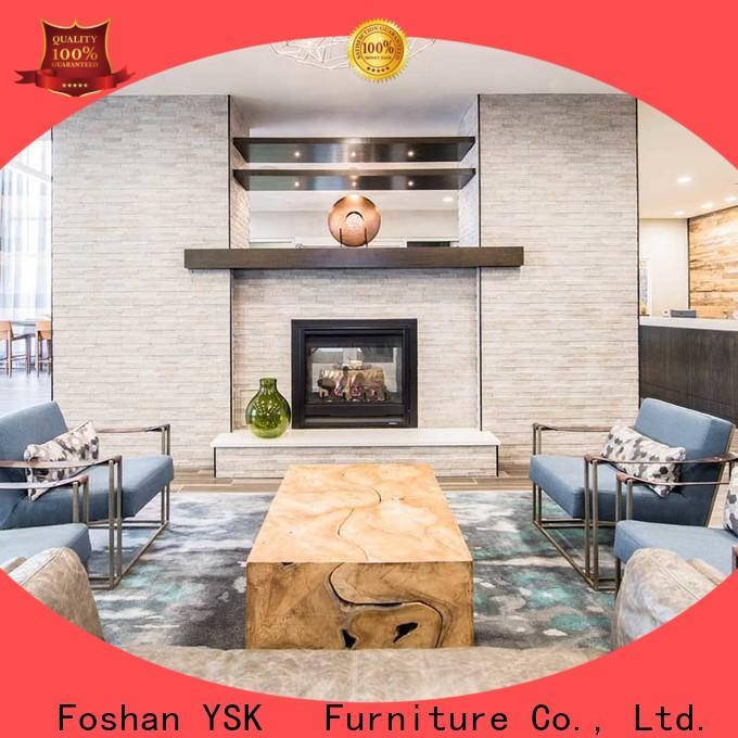 YSK Furniture custom club furniture end for room