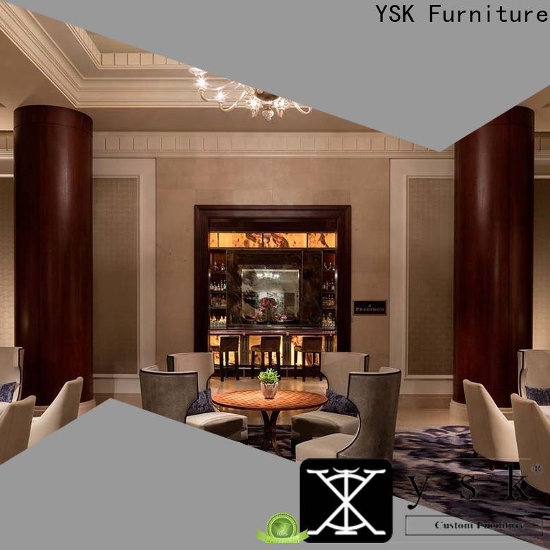 YSK Furniture luxury club furniture sofa contract for room