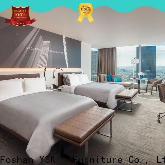 YSK Furniture commercial hotels selling furniture guest