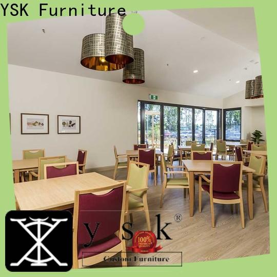 professional furniture for assisted living facilities factory price quality facility community