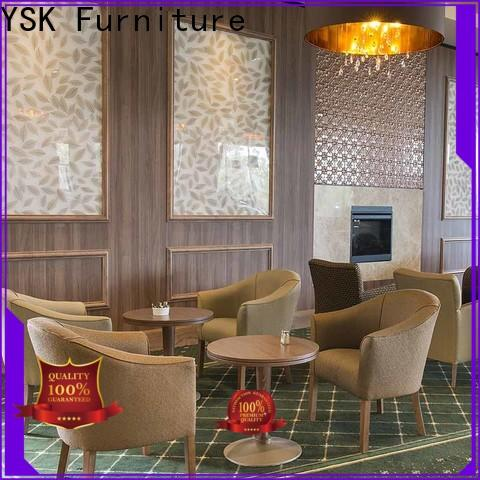 YSK Furniture factory price senior living furniture homes facility community