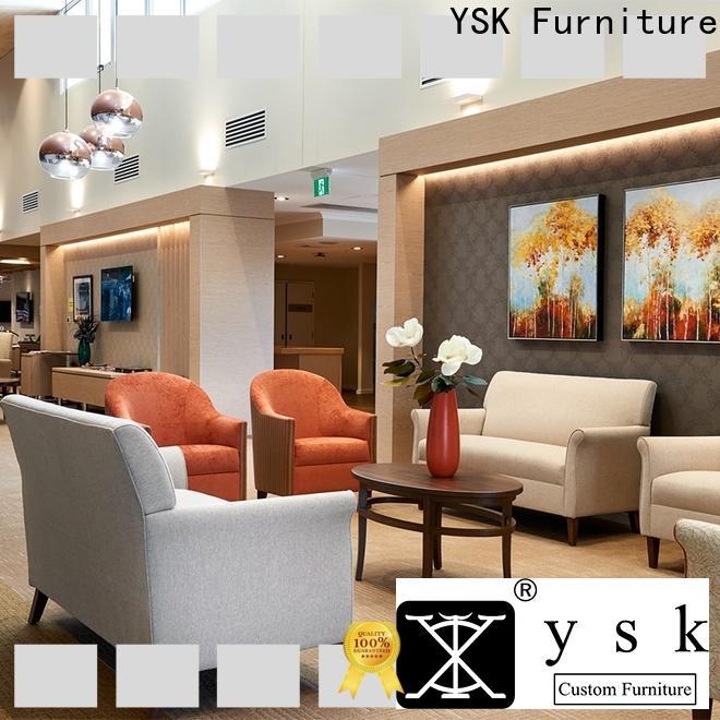 YSK Furniture healthcare senior living furniture retirement senior age