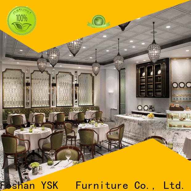 wooden restaurant furniture customization plywood ship furniture