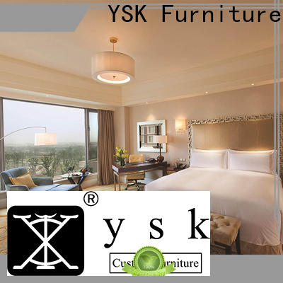 YSK Furniture customized hotel sofa suite for furniture