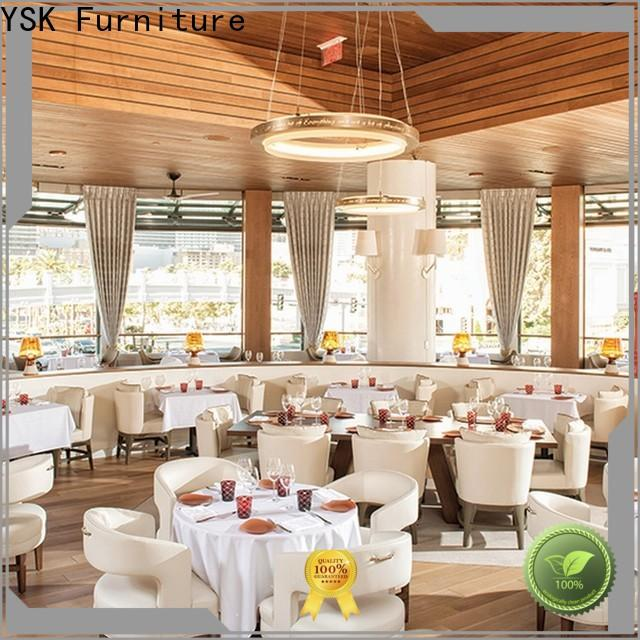 customize luxury restaurant furniture solid wood interior ship furniture